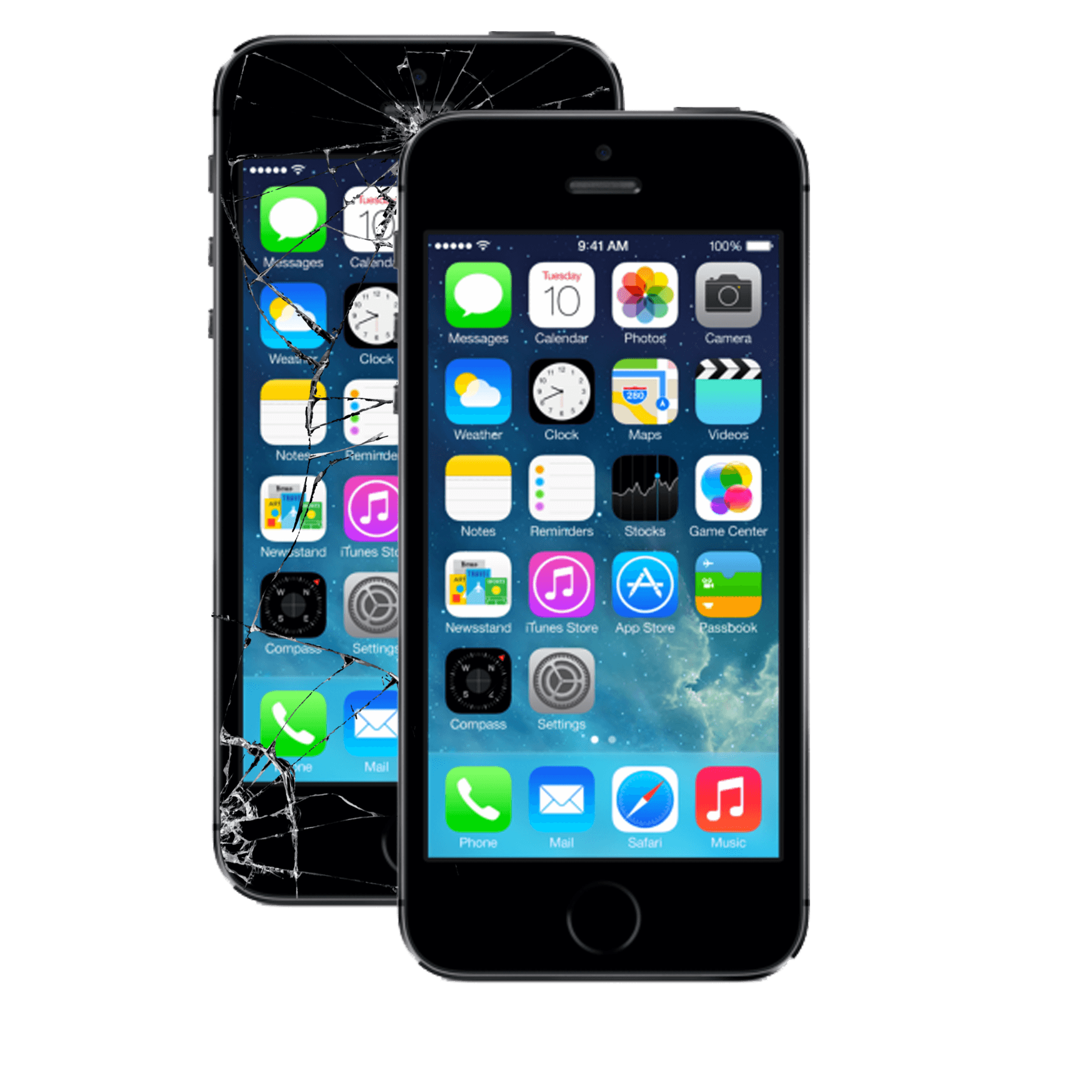 Apple iPhone 5S remontas
